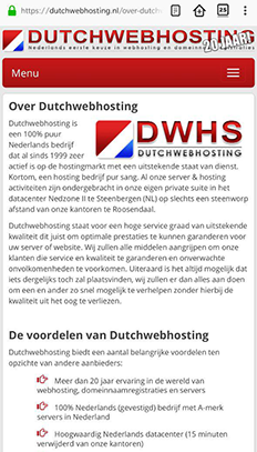 Over Dutchwebhosting